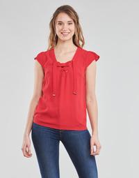 Vêtements Femme Tops / Blouses Moony Mood OPAK Rouge