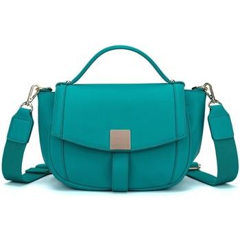 Sacs Femme Sacs porté main Kate Lee TRINE Bleu turquoise