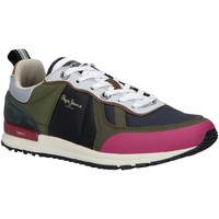 Chaussures Homme Multisport Pepe jeans PMS30622 TINKER PRO SUP Verde