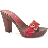 Chaussures Femme Sabots My Clogs MY836 Rouge