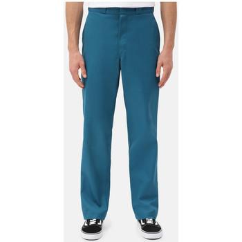 Vêtements Homme Chinos / Carrots Dickies Orgnl 874work pnt Bleu