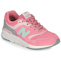 Chaussures Fille Baskets basses New Balance 997 Rose