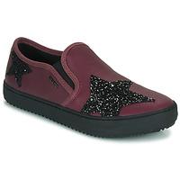 Chaussures Fille Baskets basses Geox J KALISPERA FILLE Violet