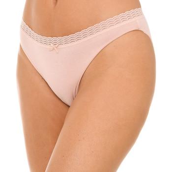 Sous-vêtements Femme Slips DIM Lot de 2 slips Eco- Rose