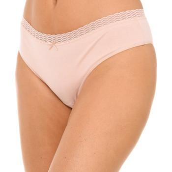 Sous-vêtements Femme Slips DIM Lot de 2 slips brésiliens Eco- Rose
