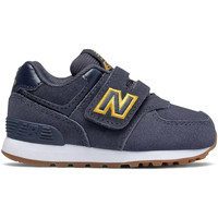 Chaussures Enfant Baskets basses New Balance 574 PNY bleu