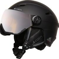 Accessoires Accessoires sport Cairn ELECTRON VISOR PHOTOCHROMIC MAT BLACK CASQUE VISIERE MAT BLACK