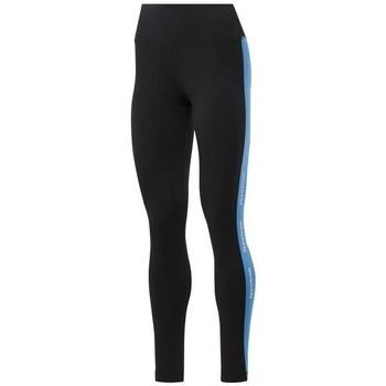 Vêtements Femme Pantalons de survêtement Reebok Sport TE Linear Logo CT L Noir