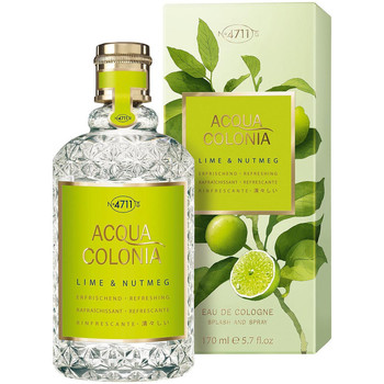 Beauté Eau de toilette 4711 ACQUA COLONIE LIME NUTMEG NATURAL PULVERISATION EDC 170ML
