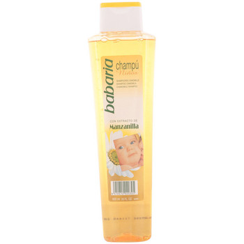 Beauté Shampooings Babaria SHAMPOOING ENFANTS CAMOMILLE 600ML