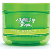 Beauté Protections solaires Hawaiian Tropic LIME COOLADA BODY BUTTER 200ML