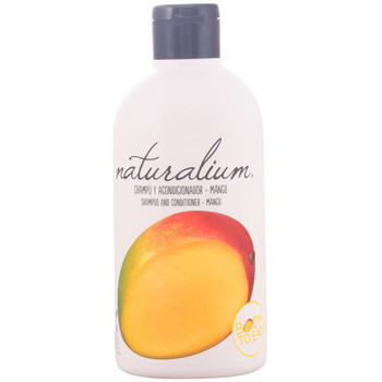 Beauté Shampooings Naturalium POIGNEE SHAMPOOING & CONDITIONER 400ML