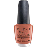 Beauté Femme Vernis à ongles Opi NAIL LACQUER NLE41 BAREFOOT IN BARCELONA