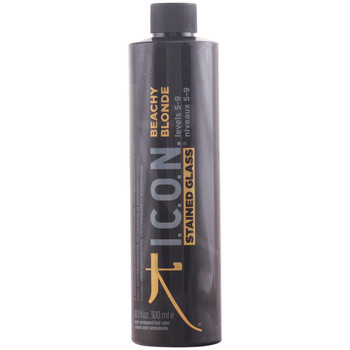 Beauté Colorations I.c.o.n. STAINED GLAS BEACHY BLONDE SEMI-PERMANENT LEVELS 5-9 300ML