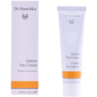 Beauté Femme Accessoires visages Dr. Hauschka QUINCE DAY CREAM HYDRATES AND PROTECTS 30ML