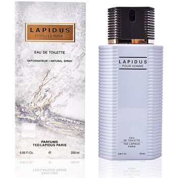 Beauté Homme Eau de toilette Ted Lapidus EDT SPRAY 200ML
