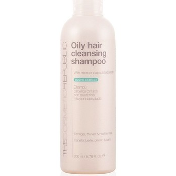 Beauté Shampooings The Cosmetic Republic CHEVEUX GRAS 200ML NETTOYANT SHAMPOOING
