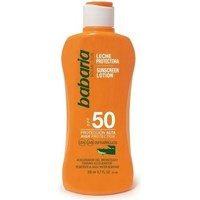 Beauté Protections solaires Babaria LAIT SOLAIRE SPF50 200ML ALOE PROTECTORA