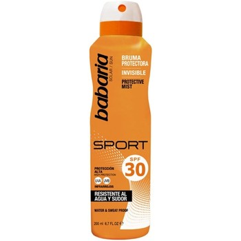 Beauté Femme Protections solaires Babaria SPORT 200ML SPF30 INVISIBLE MIST SPRAY