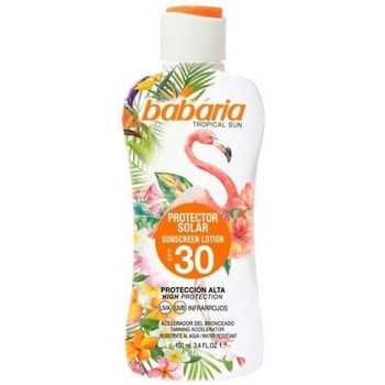Beauté Protections solaires Babaria TROPICAL SUN SOLAIRE PROTECTION SPF30 100ML