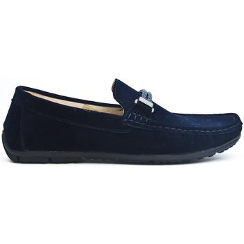 Chaussures Mocassins Uomo Design Mocassin Homme Maddox marine