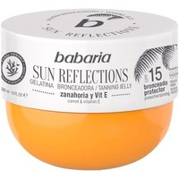 Beauté Femme Protections solaires Babaria GELATINA CAROTTE SPF15 300ML