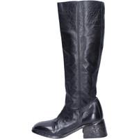 Chaussures Femme Bottes ville Moma BJ236 Noir