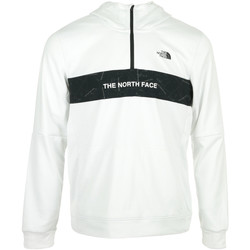 Vêtements Homme Sweats The North Face 1/4 Zip Hoodie blanc