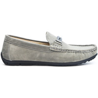 Chaussures Mocassins Uomo Design Mocassin Homme Maddox gris