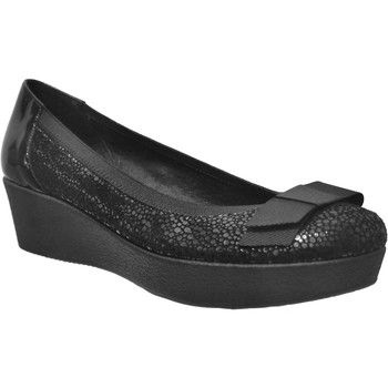 Chaussures Femme Ballerines / babies Brenda Zaro FZ1101 Noir