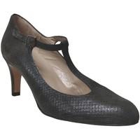 Chaussures Femme Escarpins Brenda Zaro F1707 Gris foncé