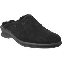 Chaussures Femme Chaussons Rohde Farun Noir  velours