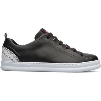 Chaussures Homme Baskets basses Camper Baskets cuir TWINS noir