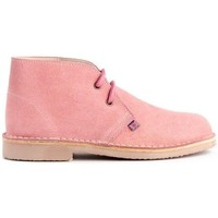 Chaussures Enfant Boots Colour Feet MOGAMBO Rose