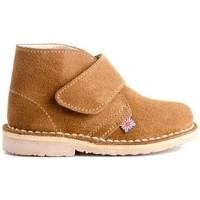 Chaussures Enfant Boots Colour Feet MOGAMBO-V Marron