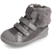Chaussures Enfant Boots Biomecanics 191205 Gris