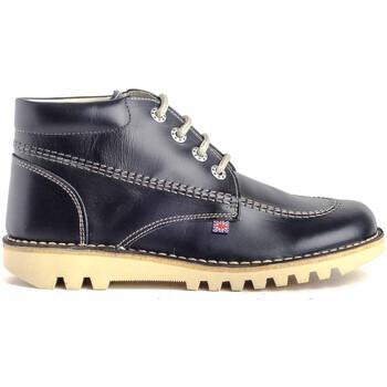 Chaussures Enfant Boots Colour Feet TUHARI Bleu