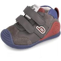 Chaussures Enfant Boots Biomecanics 191166 Gris
