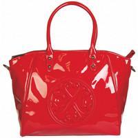 Sacs Femme Sacs porté main Christian Lacroix Sac à Main Jonc 4 Ruby Rouge