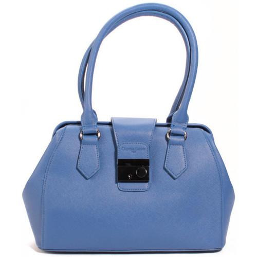 Sacs Femme Sacs porté main Christian Lacroix Sac à main Incarnation 1 Bleu Royal Bleu
