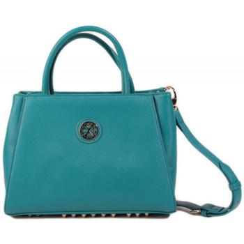 Sacs Femme Sacs porté main Christian Lacroix Sac à Main Eternity 6 Turquoise Bleu
