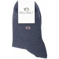 Accessoires Femme Chaussettes Billybelt Chaussettes Femme coton Dentelles Grise Gris