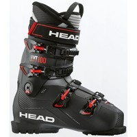 Chaussures Ski Head EDGE LYT 100 M BLACK/RED CHAUSSURES DE SKIS 2021 BLACK/RED