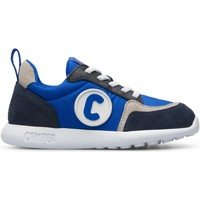Chaussures Fille Baskets basses Camper Baskets cuir DRIFTIE bleu