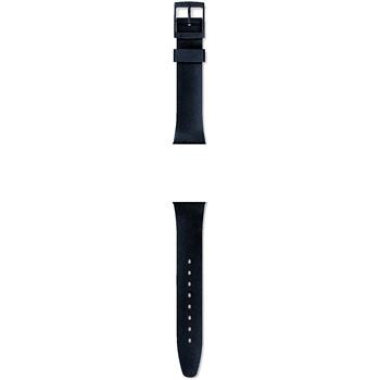 Montres & Bijoux Homme Bracelets Swatch Bracelet de montre  Naitbaya bleu marine Beige