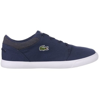 Chaussures Homme Baskets basses Lacoste Bayliss Bleu marine