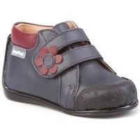 Chaussures Fille Bottines Cbp - Conbuenpie  Bleu