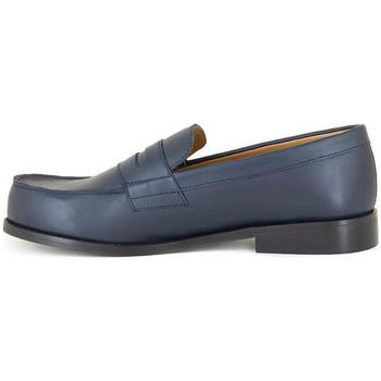 Chaussures Homme Mocassins J.bradford JB-BUNBURY MARINE Bleu