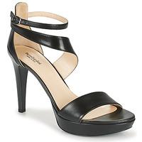 Chaussures Femme Sandales et Nu-pieds NeroGiardini FILOU Noir