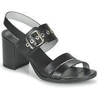 Chaussures Femme Sandales et Nu-pieds NeroGiardini GHILLO Noir